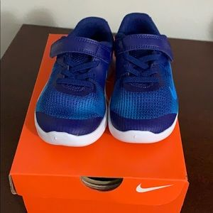 Nike flex boys RN sneakers Blue